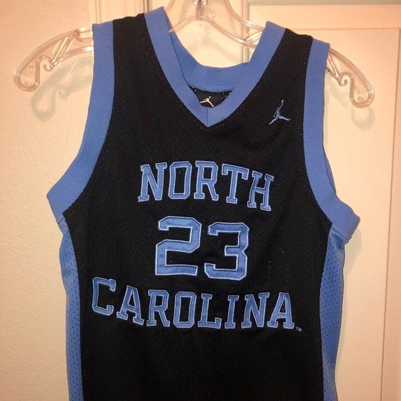 best service 64163 9f8c8 Michael Jordan North Carolina Jersey (Youth Small)